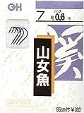 OWNER(オーナー) OH 山女魚 糸付き 5-0.3 40702