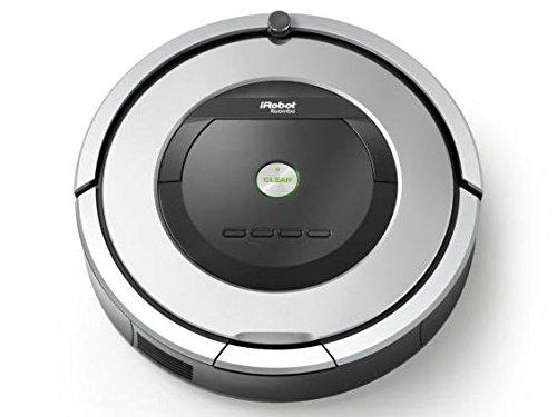 iROBOT ロボット掃除機 ルンバ876 マットシルバー R876060 -