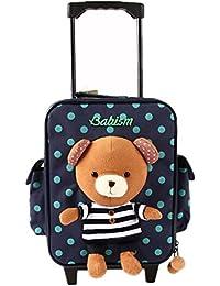 BABISM キャリーケース スーツケース 子供 小型 かわいい 大容量 旅行 入学 入園 誕生日 プレゼント キッズ 幼稚園