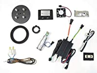 プロテック(PROTEC) LEDバルブヘッドライトバルブ サイクロンシリーズ H7 ハイ/ロー切替式(1本) 12V 20W 6000K LB7W-KN NINJA250 NINJA400 NINJA1000 65009