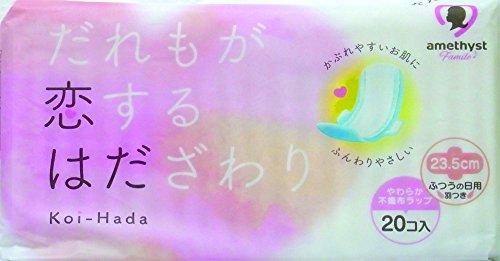 アメジスト ファミレ 恋はだ ふつうの日用 羽つき(20コ入)