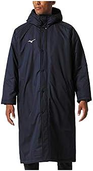 Mizuno 32JE8559 Men's Long Padded Boa Coat, Training