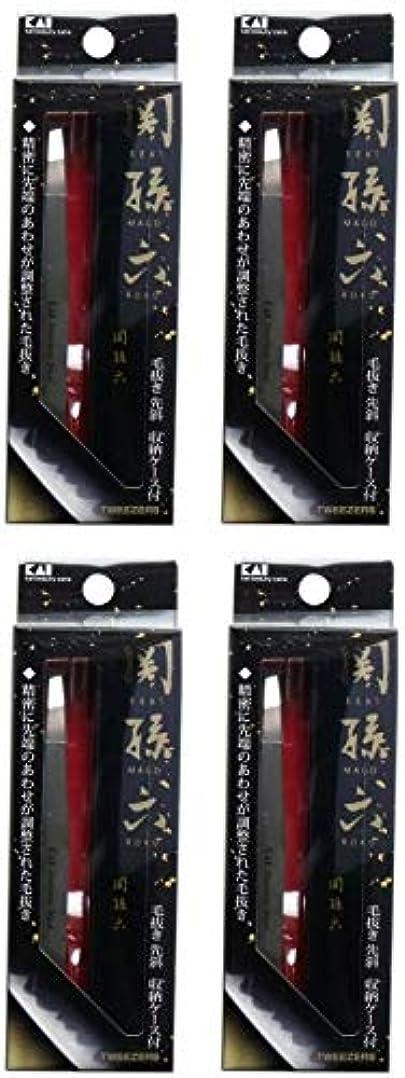 船オリエント保険【まとめ買い】関孫六 毛抜き(先斜) HC3506【×4個】