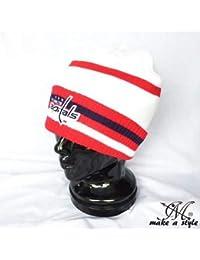[リーボック] NHL Washington Capitals ワシントン キャピタルズ ニットキャップ