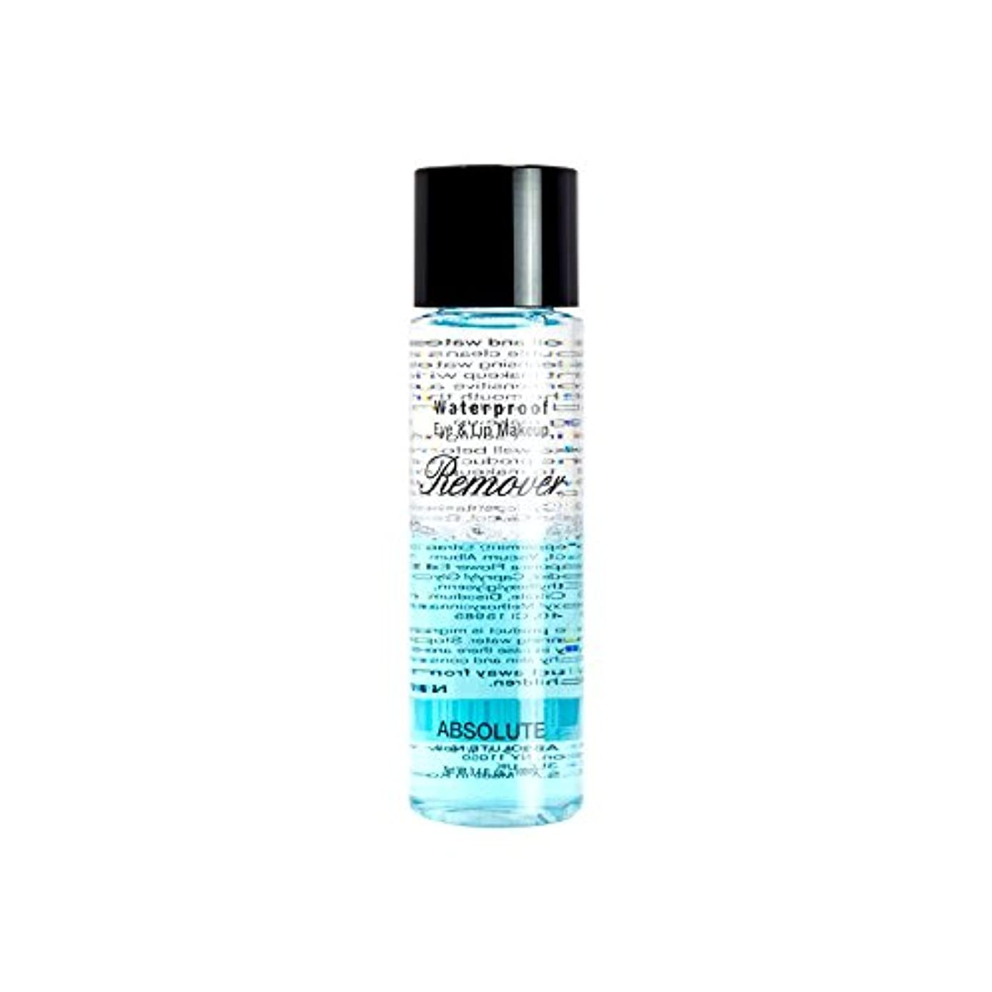 放課後尊敬タバコ(3 Pack) ABSOLUTE Waterproof Eye & Lip Makeup Remover (並行輸入品)