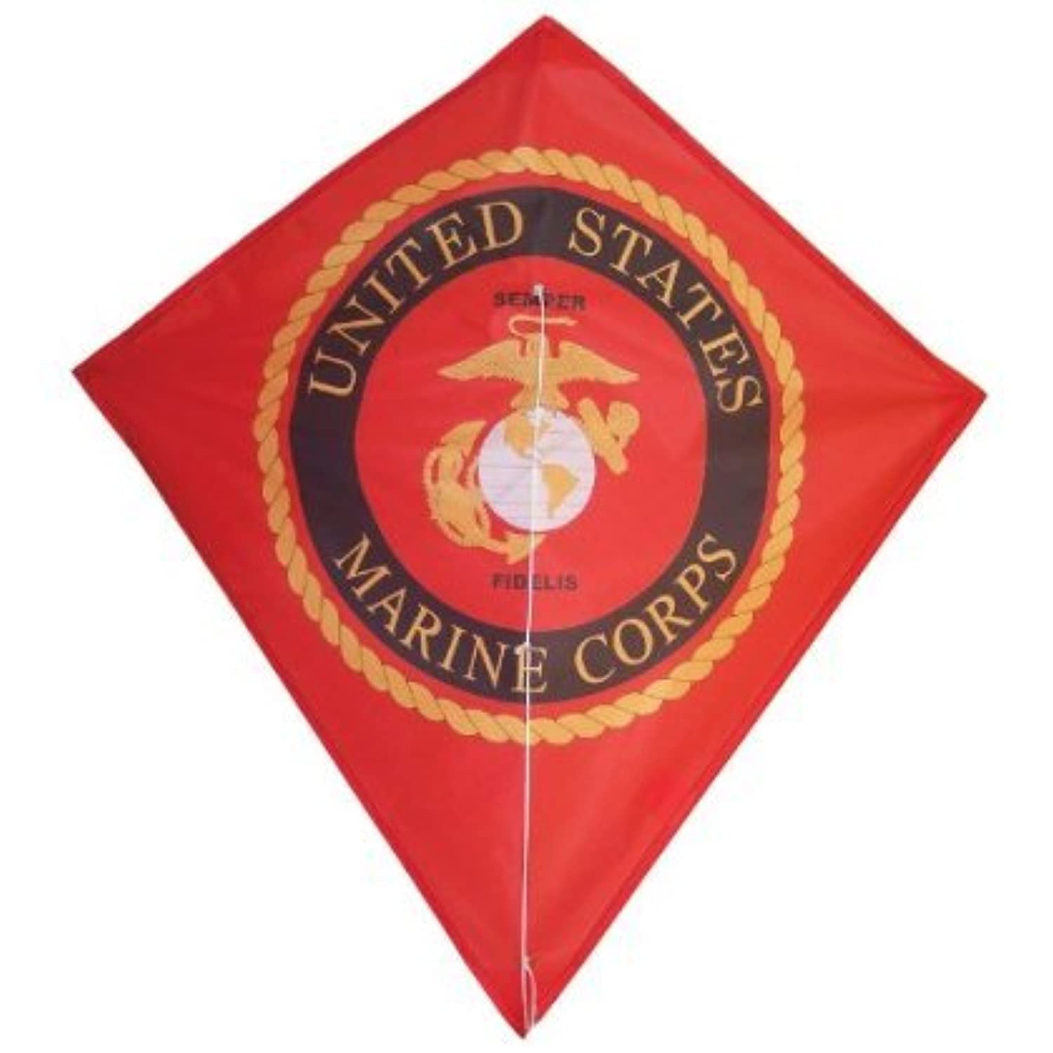 In the Breeze U.S. Marine Corps Diamond Kite, 28-Inch おもちゃ [並行輸入品]