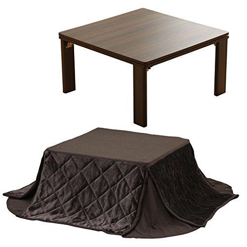 アイリスプラザ こたつ テーブル + かけ布団 2点セット ...