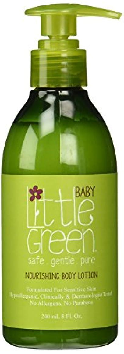 肩をすくめる重くする影響するLittle Green 赤ちゃんの栄養ボディローション、8.0 FL。オンス[その他] 8オンス