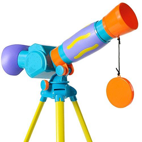 GeoSafari Jr. 初めての天体望遠鏡 日本語ガイド付き   理科教材 My First Telescope 知育玩具