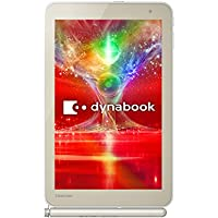 東芝 dynabook Tab S68/NG (Windows8.1 with Bing 32bit / 8.0inch / Atom Z3735 / 2GB / 64GB / MS Office Home and Business 2013) S68/NG