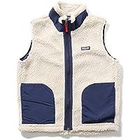 patagonia パタゴニア 65619 Kids Retro X Vest キッズライン レトロX ベスト フリースベスト NCV レディース [並行輸入品]