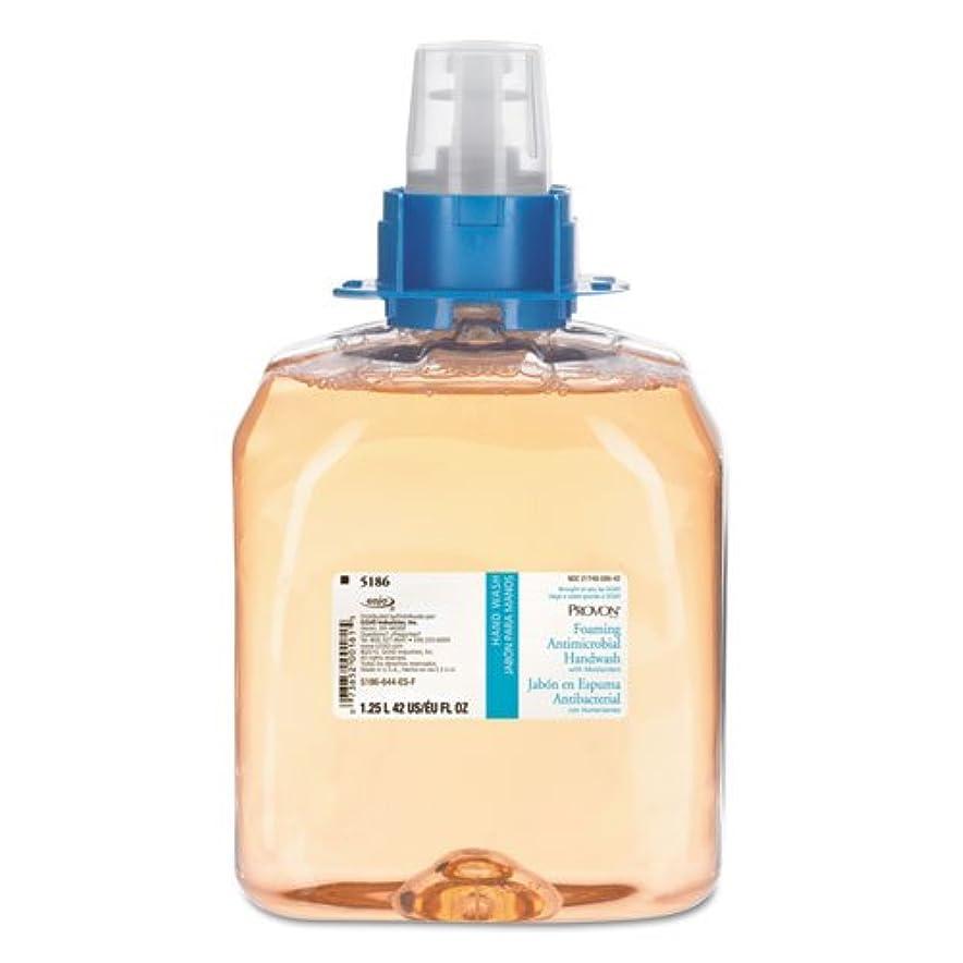 服を洗う陽気なデッキgo-jo Industries 518603 CT FOAM Handwash、保湿、ライトフローラル、fmx-12ディスペンサー、1250 mlポンプ