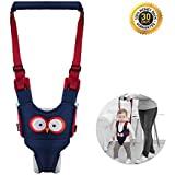 Baby Walker, Adjustable Baby Walking Harness Safety Harnesses, Pulling and Lifting Dual Use Breathable Stand Up & Walking Learning Helper for Infant Child Activity Walker