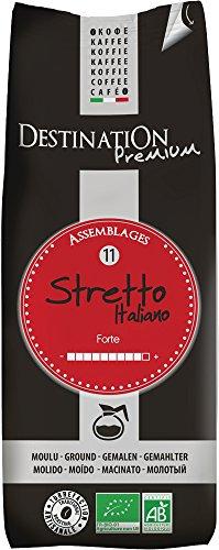 オーガニック コーヒー イタリアンブレンド粉 250g
