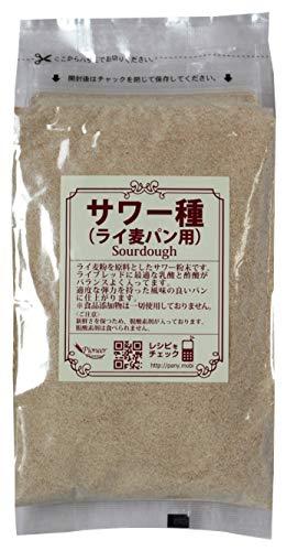 サワー種ライ麦パン用 250g