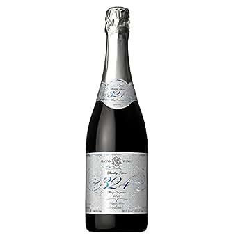 Sunday Japon 324 ミツヨ 長野メルロースパークリング 2016 720ml スパークリングワイン 赤 辛口 サンデージャポン