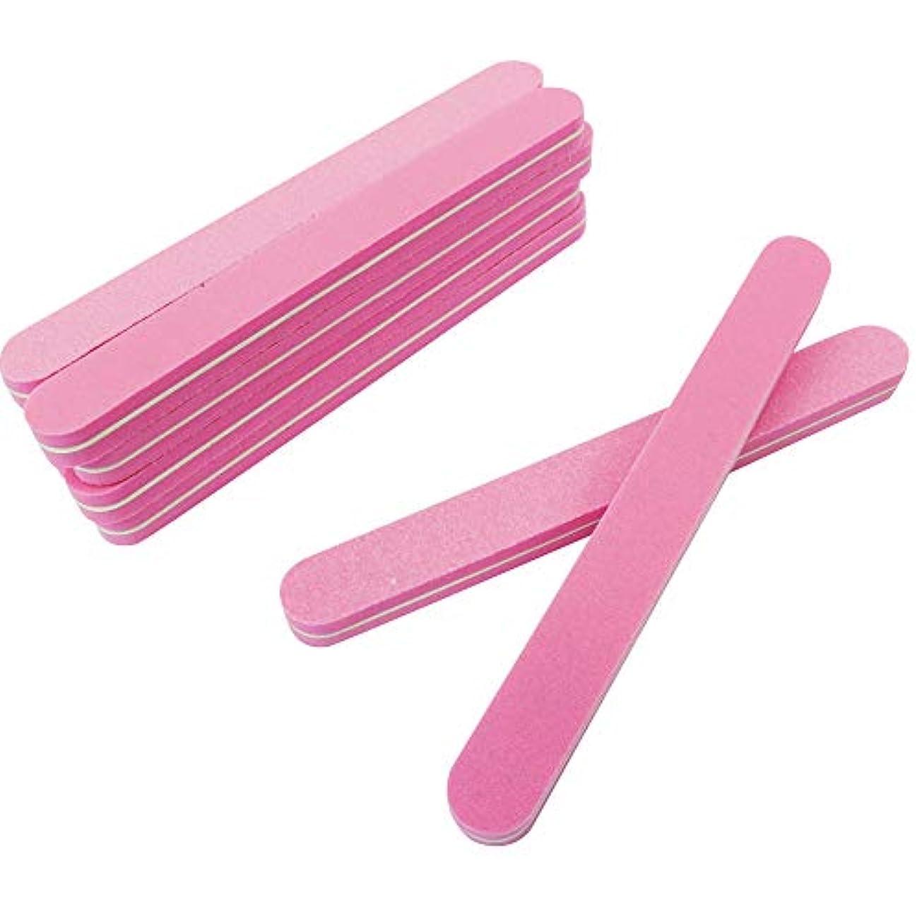 新着圧縮された貪欲hiruiseki お手入れ ネイルシャイナー 10本セット 爪やすり ネイルケア