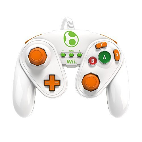 Wired Fight Pad - Yoshi (Ninte...