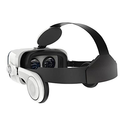 VirtobaX5VRBOX3Dメガネ3DグラスVRゴーグルスマホゴーグル焦点距離調節(ヘッドセット実装)