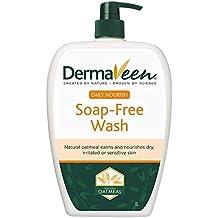 DermaVeen Daily Nourish Soap Free Wash, 1L