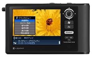 TOSHIBA gigabeatVシリーズ ワンセグ視聴と録画/再生機能搭載ハードディスクオーディオプレーヤー 30GBHDD マットブラック MEV30E(K)
