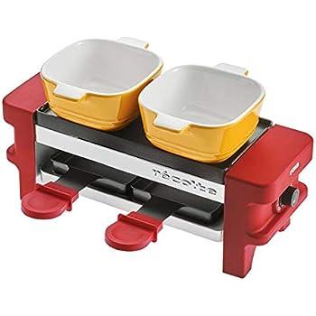 レコルト ラクレット&フォンデュメーカー メルト [レッド] recolte Raclette and Fondue Maker Melt [RRF-1]