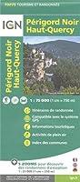 Perigord Noir / Haut-Quercy 2013 (Ign Map)