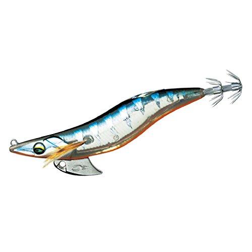 ダイワ(Daiwa) エギ イカ釣り用 エメラルダス ヌード 3.5号 グローベリーオーシャンタイガー