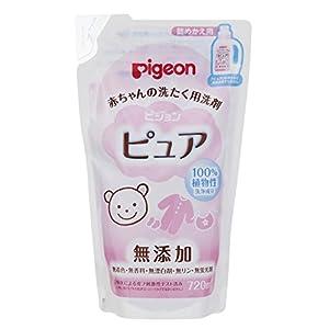ピジョン 赤ちゃんの洗たく用洗剤 ピュア 詰め...の関連商品2