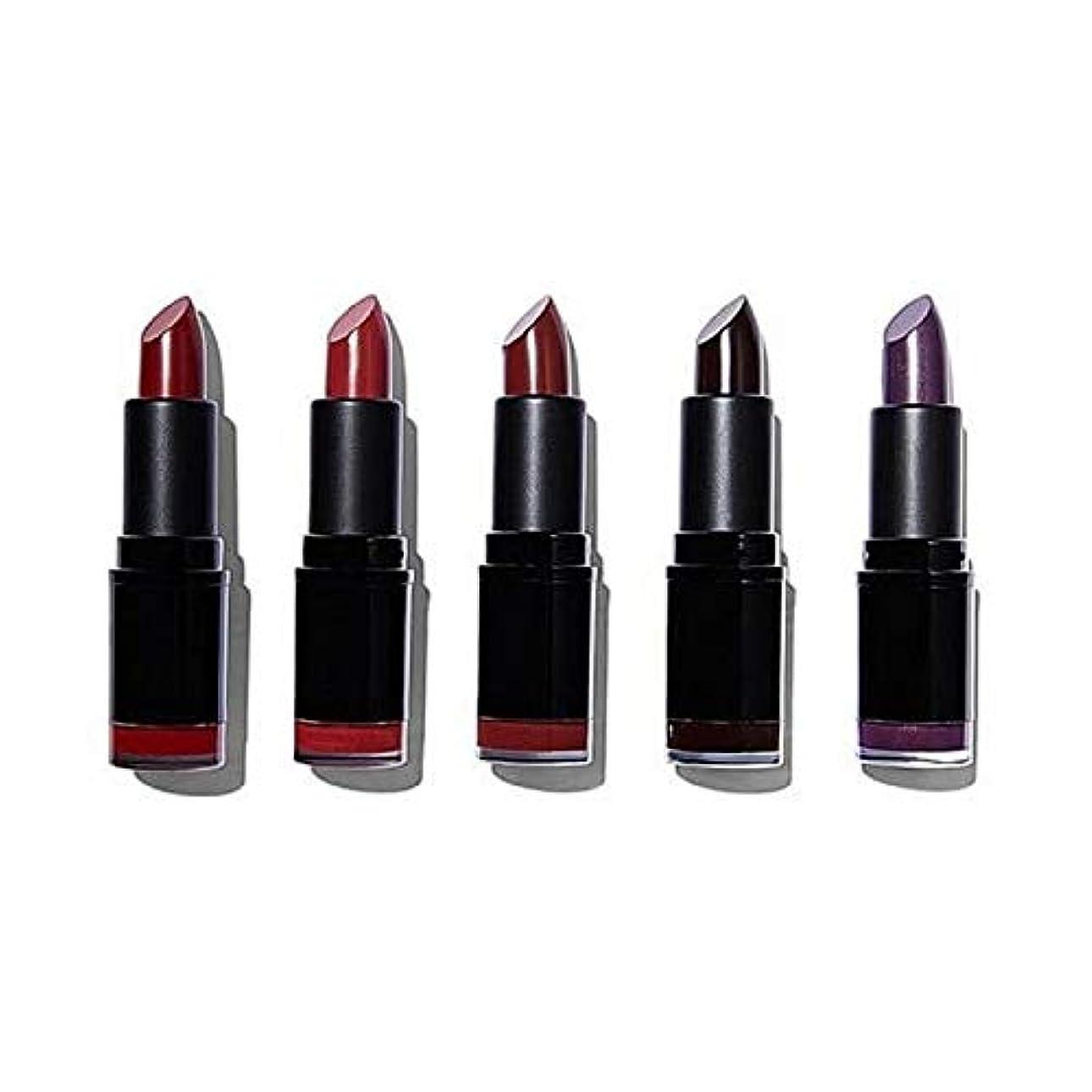 たらい市長コントラスト[Revolution ] 革命プロ口紅のコレクションノワール - Revolution Pro Lipstick Collection Noir [並行輸入品]