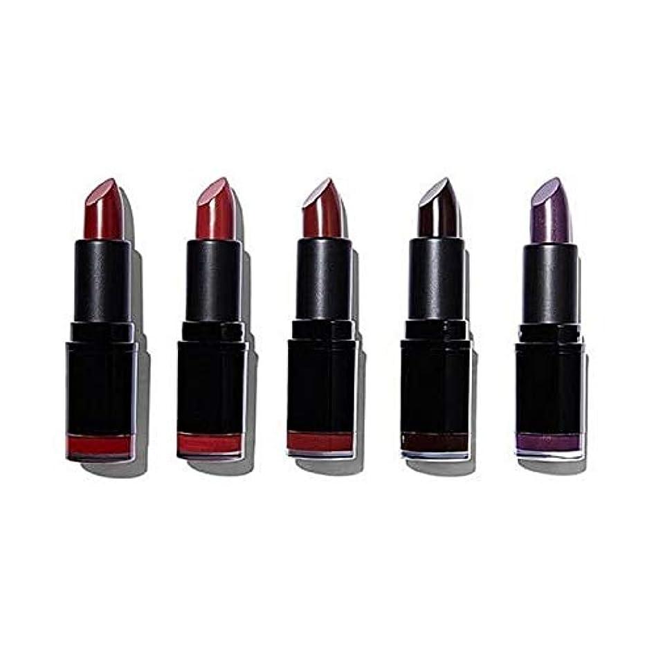 根拠傾向用語集[Revolution ] 革命プロ口紅のコレクションノワール - Revolution Pro Lipstick Collection Noir [並行輸入品]