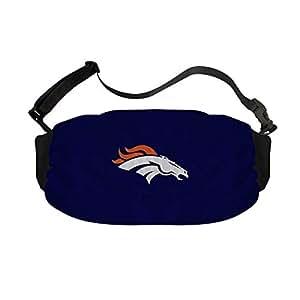 Northwest NFL デンバー・ブロンコス ハンドウォーマー ポケット付き - [並行輸入品]
