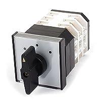 DealMux 500V 16Aオン・オフ・オン12ピン3ポジションユニバーサル切り替えスイッチ