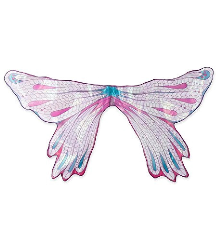 Imagining Me Fairy Wings、45インチWingspan、アイリスフェアリー