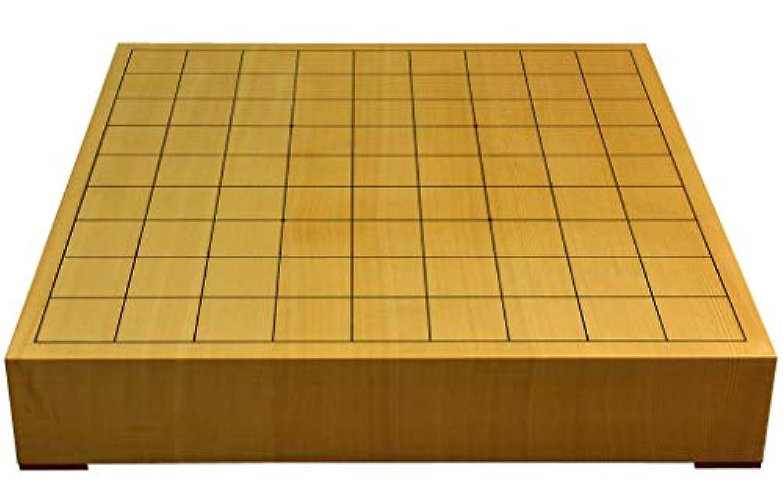 将棋盤 ヒバ 20号 卓上 松印 B