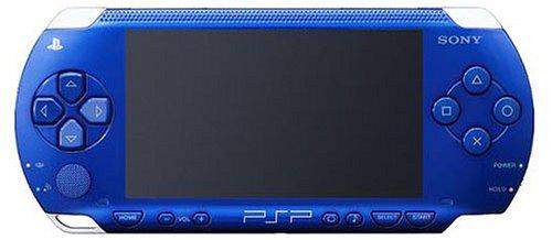 PSP プレイステーション ポータブル  メタリックブルー  PSP-1000MB  本体 ソニー PSP1000