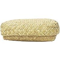 Babaghuri ババグーリ|ふたつきかご 長方形 小 ■ヨーガンレール / 天然素材 / かご / バスケット