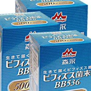 【3個】 アクトケア ビフィズス菌 BB536 (2gx30本入)x3個セット (4902720078757)