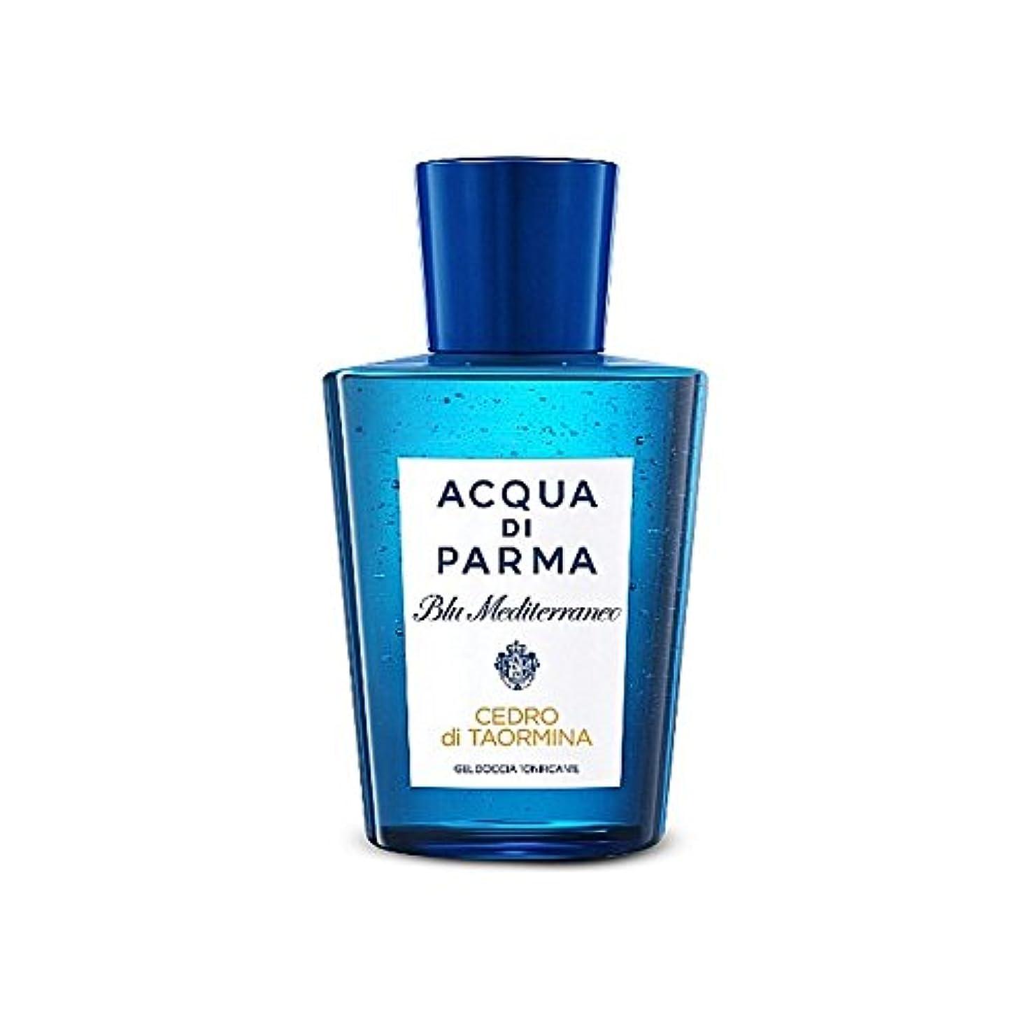 水分拍手する征服するAcqua Di Parma Cedro Di Taormina Shower Gel 200ml - アクアディパルマディミーナシャワージェル200 [並行輸入品]