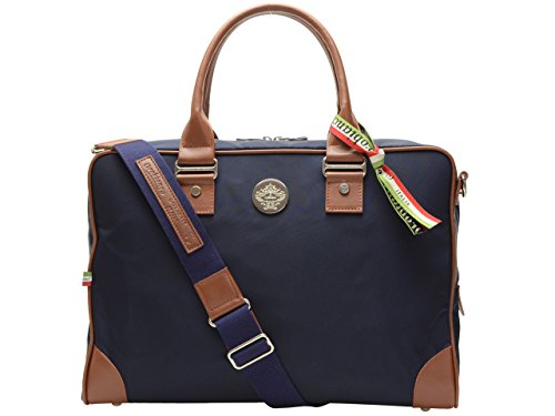 (オロビアンコ) OROBIANCO バッグ BAG ビジネス バッグ メンズ 2wayトート ブリーフケース ナイロン レザー vernead-d ブランド 並行輸入品
