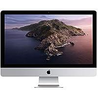 Apple iMac (27インチ, Retina 5Kディスプレイモデル, 3.0GHz 6コア第8世代Intel Core i5プロセッサ, 1TB)