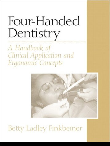 Download Four-Handed Dentistry: A Handbook of Clinical Application and Ergonomic Concepts 0130304131