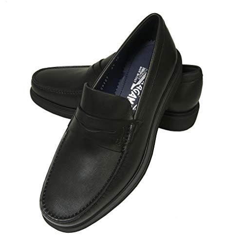 [フェラガモ] 靴 モカシン ローファー シューズ メンズ BECKFORD レザー SF-2250 [並行輸入品]