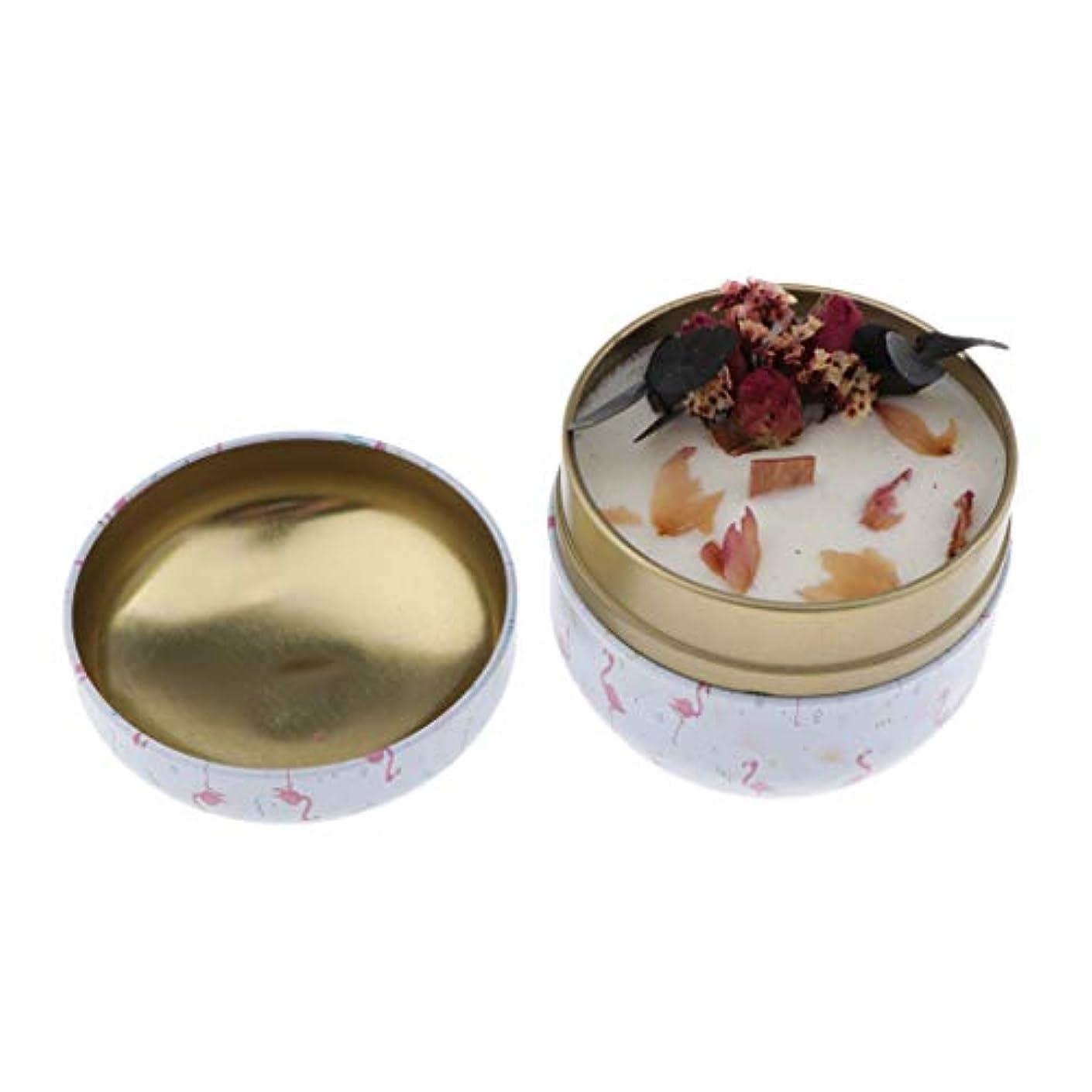 美人化合物カップHellery 大豆ワックス アロマキャンドル カップキャンドル キャンドル ライト 全4カラー - 緑茶ベルガモット