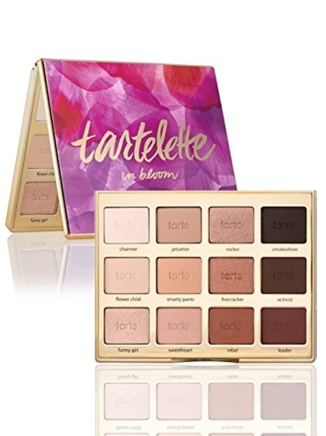 私規範ビールTARTE Tartelette 2 In Bloom Palette