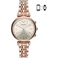 Emporio Armani Women's ART3026 Smart Digital Rose Gold Watch