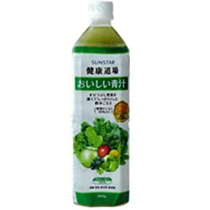 健康道場 おいしい青汁 ペットボトル 900g*6本