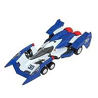 ヴァリアブルアクションキット 新世紀GPXサイバーフォーミュラ スーパーアスラーダ01(エアロモード) プラモデル