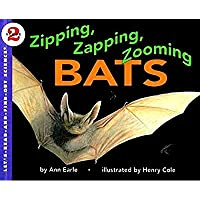 Zipping Zapping Zooming Bats (Let's-Read-and-Find-Out Science 2)【洋書】 [並行輸入品]