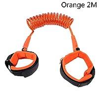 子供の抗失われたロープ、牽引ロープ,安全ブレスレット,柔らかい、快適、安全、牵引力,迷子防止,1.5 / 2 / 2.5メートル